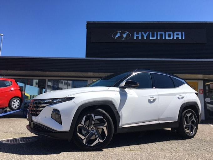 Hyundai Tucson 1.6 T-GDi Vertex 4WD 3'500 km CHF41'500 - acquistare su carforyou.ch - 1