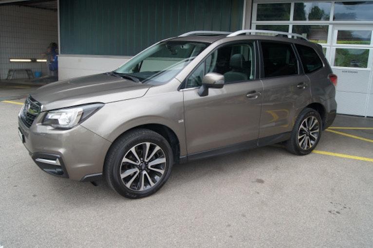 Subaru Forester 2.0i Executive 24'000 km CHF27'900 - acheter sur carforyou.ch - 1