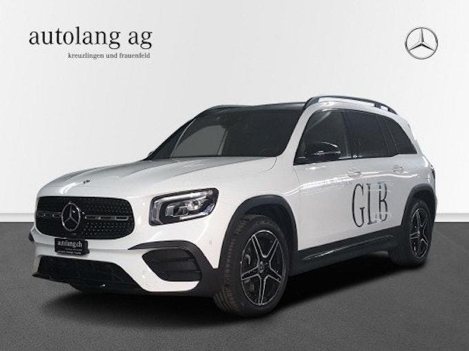 Mercedes-Benz GLB-Klasse GLB 250 AMG Line 4Matic 21'500 km CHF53'800 - acquistare su carforyou.ch - 1