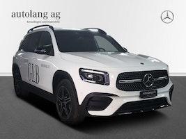 Mercedes-Benz GLB-Klasse GLB 250 AMG Line 4Matic 21'500 km CHF53'800 - acquistare su carforyou.ch - 2