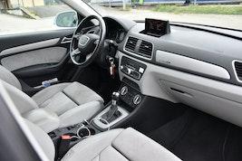 Audi Q3 2.0TDI quattro, Unfallfrei 110'000 km CHF17'444 - kaufen auf carforyou.ch - 2