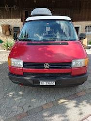 VW T4 Campingbus mit Hubdach voll ausgestattet - ab MFK 250'000 km CHF18'500 - kaufen auf carforyou.ch - 2