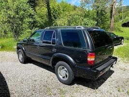Chevrolet Blazer LT 4.3l 4x4 /SUV noch eingelöst 170'000 km CHF3'499 - acheter sur carforyou.ch - 2