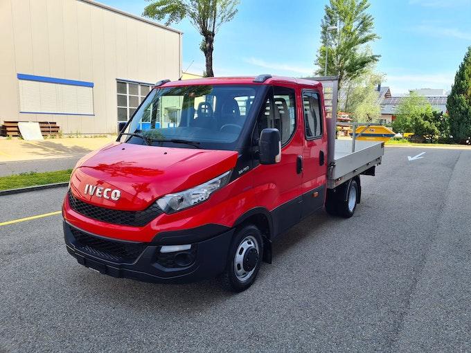 Iveco Daily / Turbo Daily Daily 35 C 15 DK.-Ch. 3750 3.0 HPI 146 34'000 km CHF35'900 - acquistare su carforyou.ch - 1