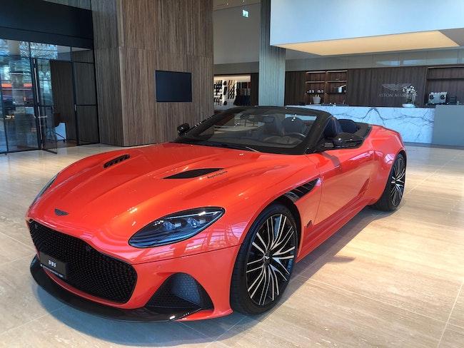 Aston Martin DBS Superleggera Volante 9'100 km CHF283'500 - acquistare su carforyou.ch - 1