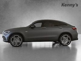 Mercedes-Benz GLC-Klasse GLC 43 AMG 4m Coupé CHF106'500 - buy on carforyou.ch - 3