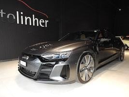 Audi e-tron GT RS e-tron GT quattro 2'000 km CHF153'900 - buy on carforyou.ch - 2