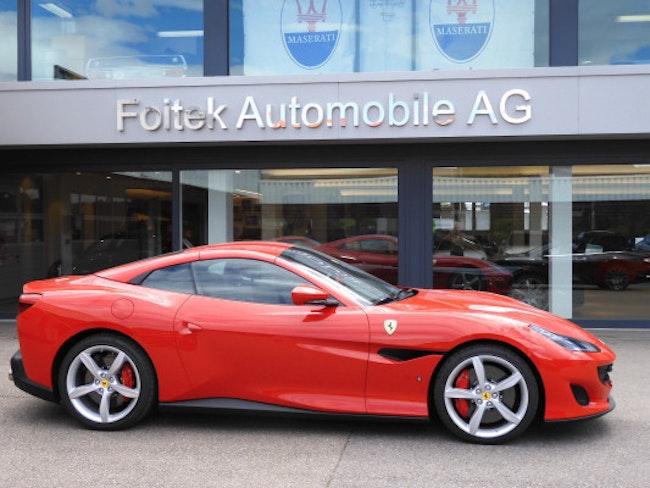 Ferrari Portofino 3.9 V8 T 5'200 km CHF219'500 - kaufen auf carforyou.ch - 1
