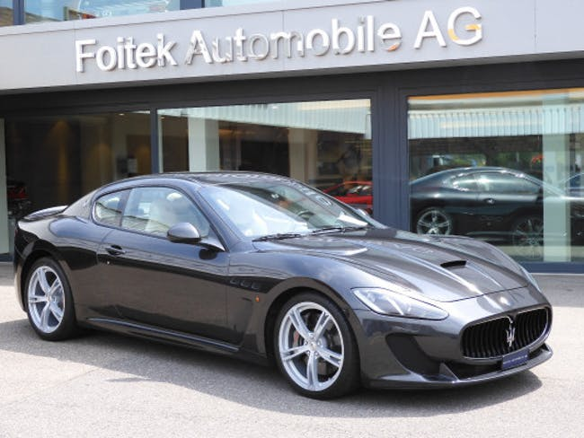 Maserati GranCabrio/Granturismo GranTurismo MC Stradale 13'100 km CHF105'000 - buy on carforyou.ch - 1