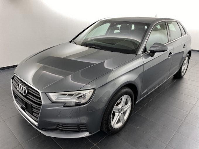 Audi A3 1.6 TDI 42'200 km CHF25'800 - buy on carforyou.ch - 1