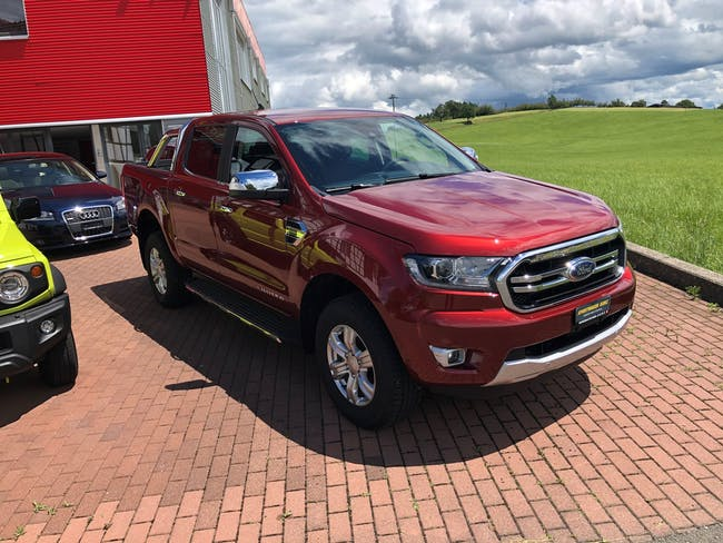 Ford Ranger Limited 2.0 Eco Blue 4x4 A 100 km CHF42'900 - buy on carforyou.ch - 1