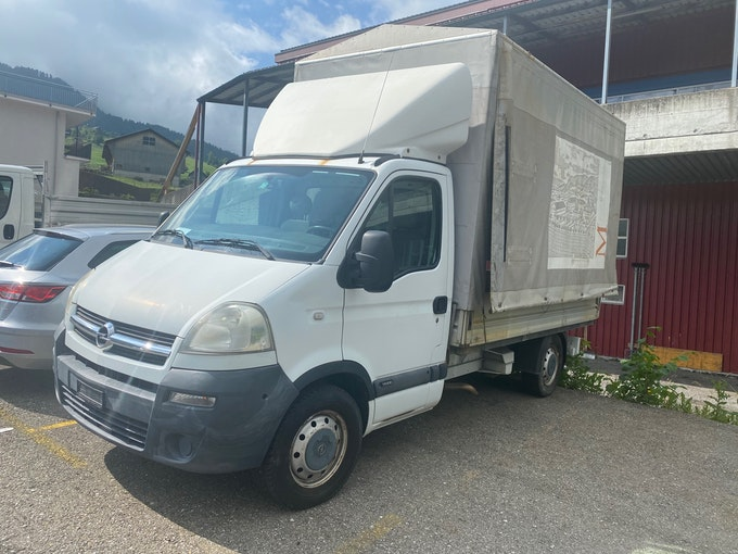 Opel Movano 25TDUB35/35 108'000 km CHF5'000 - buy on carforyou.ch - 1