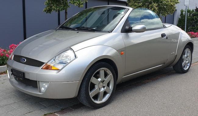 Ford Streetka 1.6 (Luxury) 85'250 km CHF3'500 - acheter sur carforyou.ch - 1