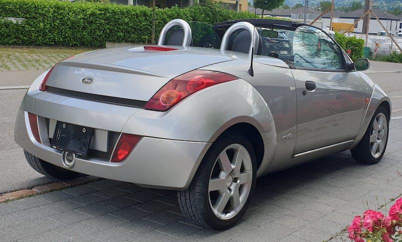 Ford Streetka 1.6 (Luxury) 85'250 km CHF3'000 - acquistare su carforyou.ch - 1