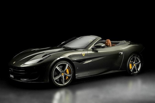 Ferrari Portofino 3.9 V8 T 4'500 km CHF229'000 - kaufen auf carforyou.ch - 1
