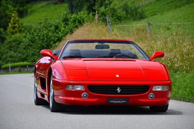 Ferrari F355 Spider 54'400 km CHF79'000 - acquistare su carforyou.ch - 1