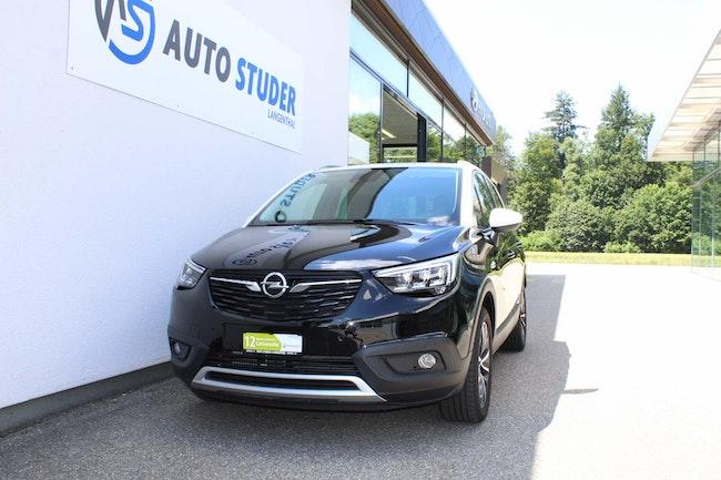 Opel Crossland X 1.2 T 130 Ultimate S/S 11'600 km CHF23'200 - acheter sur carforyou.ch - 1