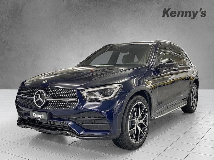 Mercedes-Benz GLC-Klasse GLC 300 AMG Line 4m CHF80'500 - kaufen auf carforyou.ch - 1