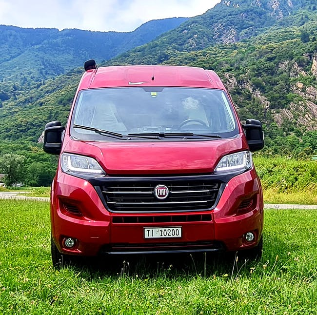 Fiat Ducato 28'000 km CHF46'800 - buy on carforyou.ch - 1