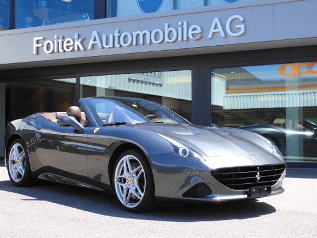 Ferrari California 3.9 V8 T 20'000 km CHF134'500 - acquistare su carforyou.ch - 1
