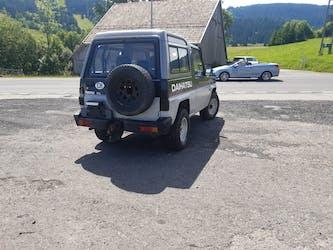 Daihatsu Rocky Daihatsu Rocky 160'000 km CHF4'000 - acheter sur carforyou.ch - 3
