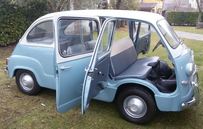 Fiat 600 multipla bj 1958 85'000 km CHF42'000 - acheter sur carforyou.ch - 1