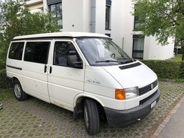 VW T4 Beach Camper Automat Benziner 330'000 km CHF12'500 - acheter sur carforyou.ch - 3