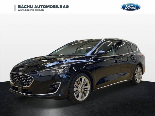 Ford Focus 2.0 TDCi 150 PS Vignale 20'800 km CHF29'500 - buy on carforyou.ch - 1