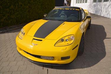 Chevrolet Corvette Z06 7.0 V8 39'000 km CHF48'900 - buy on carforyou.ch - 2