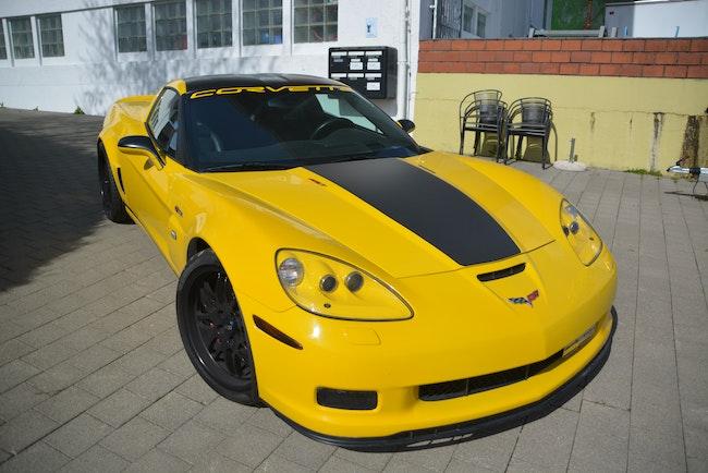 Chevrolet Corvette Z06 7.0 V8 39'000 km CHF48'900 - buy on carforyou.ch - 1