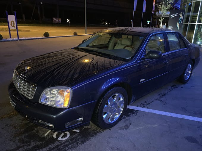 Cadillac Deville DTS 195'000 km CHF12'900 - buy on carforyou.ch - 1