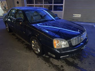 Cadillac Deville DTS 195'000 km CHF12'900 - buy on carforyou.ch - 2