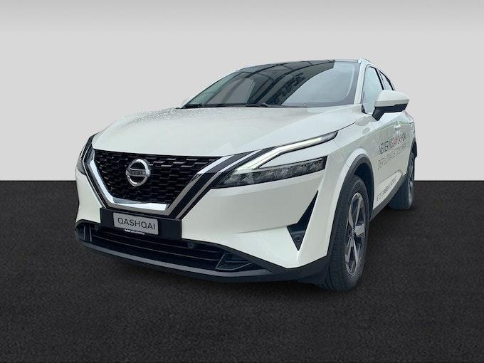 Nissan Qashqai 1.3 DIG-T 158 N-Connecta 50 km CHF37'888 - acquistare su carforyou.ch - 1