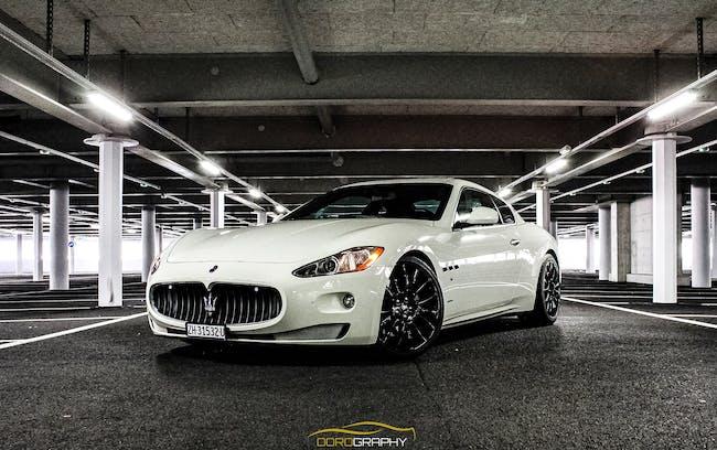 Maserati GranCabrio/Granturismo GranTurismo S Automatica 95'000 km CHF40'000 - buy on carforyou.ch - 1