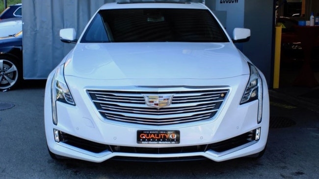 Cadillac CT6 3.0 Twin Turbo Platinum 49'000 km CHF42'800 - kaufen auf carforyou.ch - 1