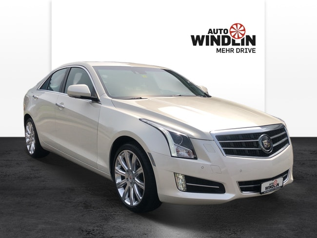 Cadillac ATS 2.0 T Premium AWD 49'600 km CHF21'900 - acheter sur carforyou.ch - 1