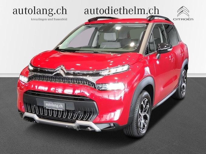 Citroën C3 Aircross 1.2 PureTech 130 Shine 25 km CHF28'700 - buy on carforyou.ch - 1