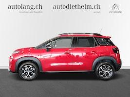Citroën C3 Aircross 1.2 PureTech 130 Shine 25 km CHF28'700 - buy on carforyou.ch - 2