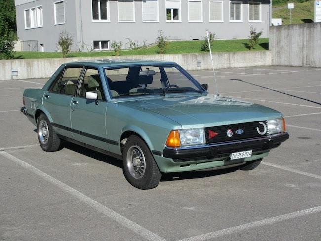 Ford Granada 2.8 GL 140'000 km CHF13'500 - kaufen auf carforyou.ch - 1