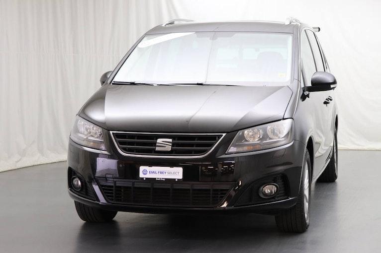 SEAT Alhambra 2.0 TDI 184 Style 4x4 DSG S/S 91'175 km CHF25'500 - buy on carforyou.ch - 1