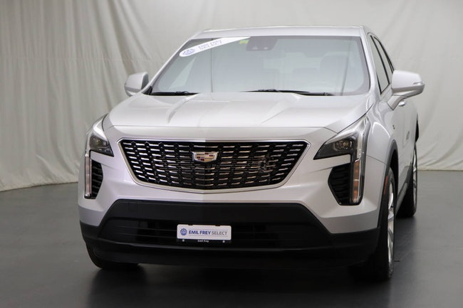 Cadillac XT4 2.0 TD Luxury 2'000 km CHF33'500 - kaufen auf carforyou.ch - 1
