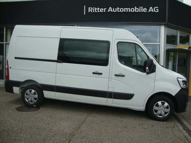 Renault Master Kaw. 3.5 t L2H2 2.3 dCi 135 TwinTurbo CHF30'620 - buy on carforyou.ch - 1