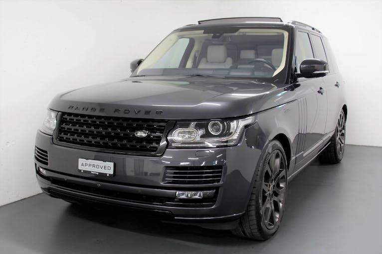 Land Rover Range Rover 4.4 SDV8 Vogue 42'200 km CHF79'500 - kaufen auf carforyou.ch - 1
