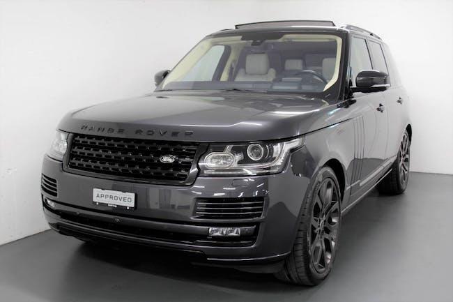 Land Rover Range Rover 4.4 SDV8 Vogue 42'200 km CHF79'500 - acquistare su carforyou.ch - 1
