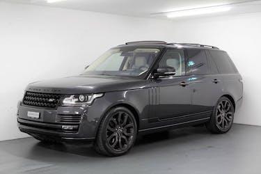 Land Rover Range Rover 4.4 SDV8 Vogue 42'200 km CHF79'500 - kaufen auf carforyou.ch - 2