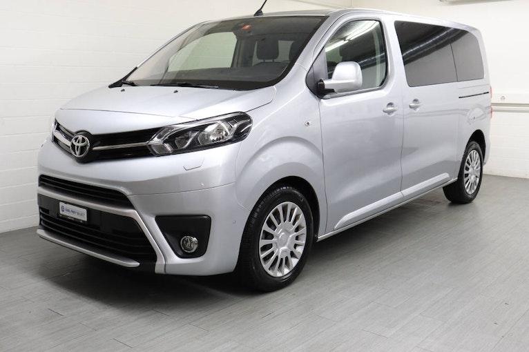 Toyota Proace Verso L1 2.0 D Shuttle 26'500 km CHF33'800 - buy on carforyou.ch - 1