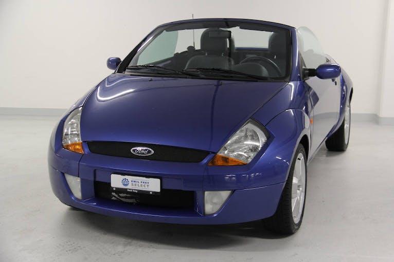 Ford Streetka 1.6 Luxury 58'200 km CHF9'500 - acquistare su carforyou.ch - 1