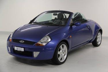 Ford Streetka 1.6 Luxury 58'200 km CHF9'500 - acquistare su carforyou.ch - 2