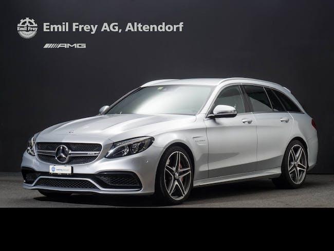 Mercedes-Benz C-Klasse C 63 AMG S T-Modell 75'000 km CHF49'400 - buy on carforyou.ch - 1