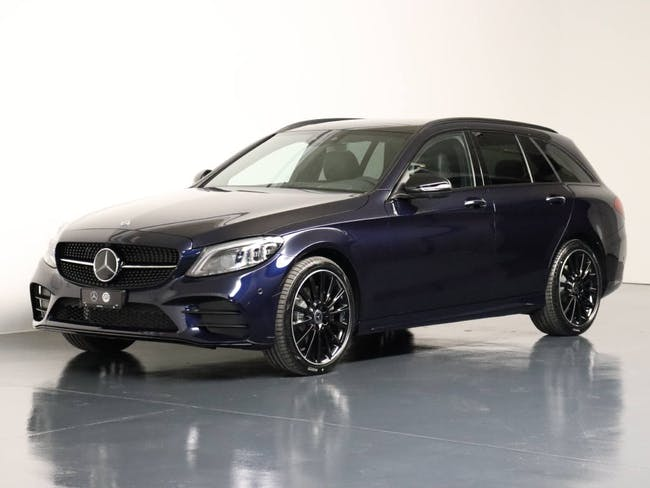Mercedes-Benz C-Klasse C 220 d 4Matic T-Modell Swiss Star AMG Line 6'500 km CHF61'900 - buy on carforyou.ch - 1